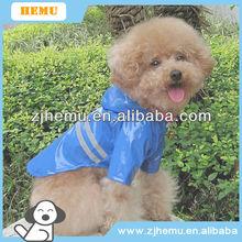 pu waterproof coat for dog rain coat icon jacket guangzhou