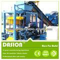 Construção ds8-15 tijolo de cimento máquina de marina e do oceano
