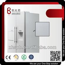 SPEEDBIRD Embossed Metal Sheets for Refrigerator Side Panel