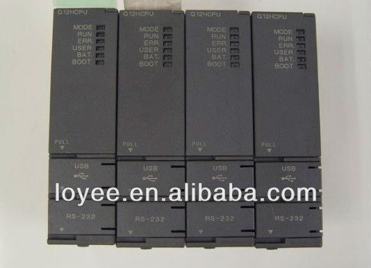 q series plc, Q12HCPU, ingersoll rand intellisys controller