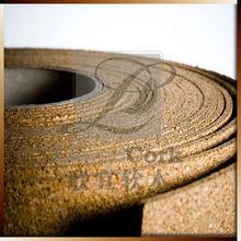 Foglio di sughero/rotolo sughero naturale o colorato- lianyi sughero