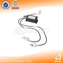 2 white U-shape Xenon strobe flash Lamp for head Vehicle