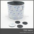 3m adesivo velcro moedas/pegajoso forte apoiado dots gancho e laço