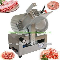 Stainless steel beef/mutton slicer