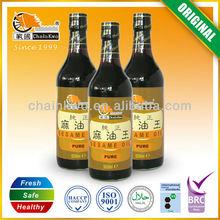 100% Pure aceite de sesamo 500ml