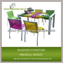 CHEAP!! garden furniture outdoor furniture in rattan with alu frame