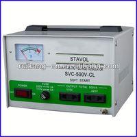 Sereis Servo-Motor Type Voltage Stabilizer/svc voltage stabilizer/automatic voltage stabilizer circuit