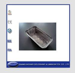 Supply Aluminium container(FDA,TUV,SGS Certificate)
