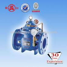 MS300X-10/16 blue slow close check valve