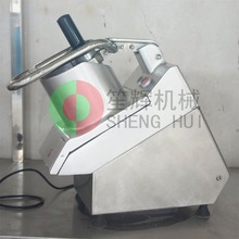 Professional and affordable sweet potato peeling and slicing machine QC-500H