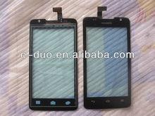 for Huawei Ascend G302D Huawei U8812D touch digitizer Screen bezel replacement