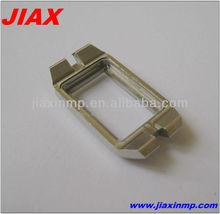 Custom fabrication stainless steel watch case