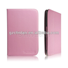 High quality leather case for 8 inch tablet pc