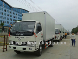 2013 hot sale Dongfeng cargo cars 2-3 ton