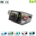 La cámara del coche 170 grado de visión nocturna ccd de la cámara hd a prueba de agua sistema de accesorios para honda cr-v