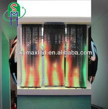 SkyMax Strip LED display, led strip display pitch:30mm,38mm,50mm,100mm