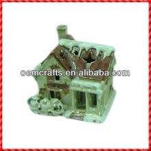 2013 brand new custom christmas village houses wholesale