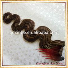 Good Hair Virgin Brazilian And Peruvian Hair