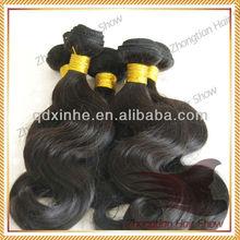 Top Grade 5a Body Wave wholesale brazilian hair/human hair extensions