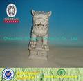 Décoratif en céramique pierre lion statues