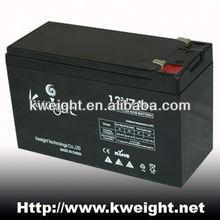 10% discount 12v 7Ah /7.2ah Lead Sealed Acid Battery
