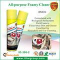 Hot vendas em- fins espumosa limpo