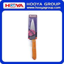 5 pulgadas de acero inoxidable de la cocina del cuchillo de caza que acampa cuchillo gerber cuchillo