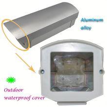 Aluminum alloy housing cctv camera for camera