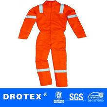 Fire Retardant 3M Orange Uniform