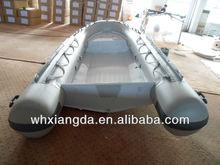 Inflatable boat,aluminum rib, v bottom aluminum boats,