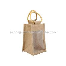 small Jute bags for big jar