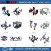 Air ride truck suspensions