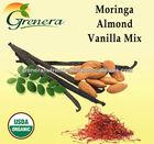 Choco and almond flavored Moringa powder