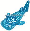 الاعلامكبيرة jimbeizame الحوتشركة المصقولمحفورا القرش لعبة القرش السباحة وترفيهأثاث