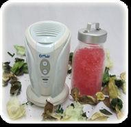 Car Aroma Diffuser/Ionizer