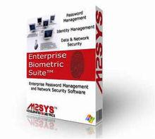 Biometrics Password Management Software