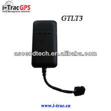 waterproof gps/gprs/gsm tracker with platform software