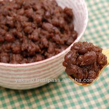 Unique Snack Azuki Red Bean Paste Hokkaido Japan