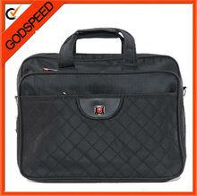 vintage 1680D ballistic nylon laptop shoulder bag