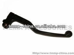TMMP MZ250-MAM Motorcycle L handle lever(black) [MT-0416-2363A2-L],high quality