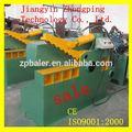 Q43-2000 hidráulica sucata de metal de ferro resíduos de cobre de alumínio de corte de jacaré shear máquina( garantia de qualidade)