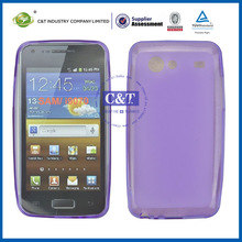 C&T TPU Gel Skin cases for samsung i9070 galaxy s advance