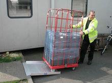3ft Aluminium Flat Panel Roll Cage Ramp