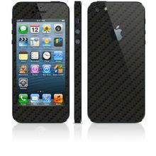 carbon films for iPhone 5/iphone 4/4s carbon fiber/film