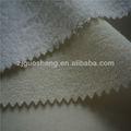 100% poli pano de terry pu revestimento de pano de terry pu impermeável composição de tecido