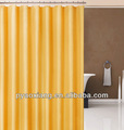 normal de pvc cortina de la ducha con matel y anillos 3 megnets