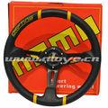 14 polegadas pvc momo volante auto racing volante de carro