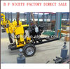 2015 Hot sale ! used portable water well drilling rigs for sale MT-150Y 100m 150m