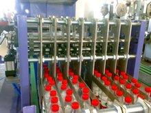 high efficient bottle plastic wrap machine