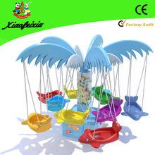 electric children playset,fish swing